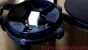 電子ドラムのパッドのセンサーを交換