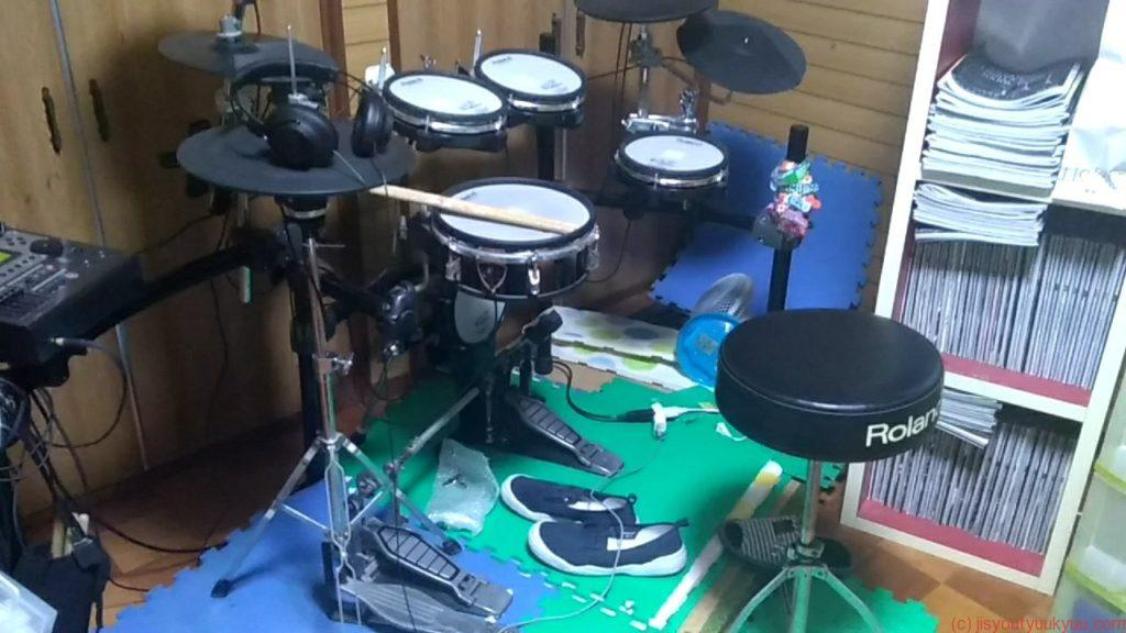 電子ドラムRoland TD-12